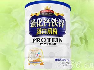 雅倍健强化钙铁锌蛋白质粉