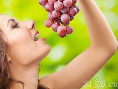 葡萄美容养颜