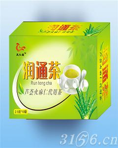 凤仁堂芦荟火麻仁代用茶