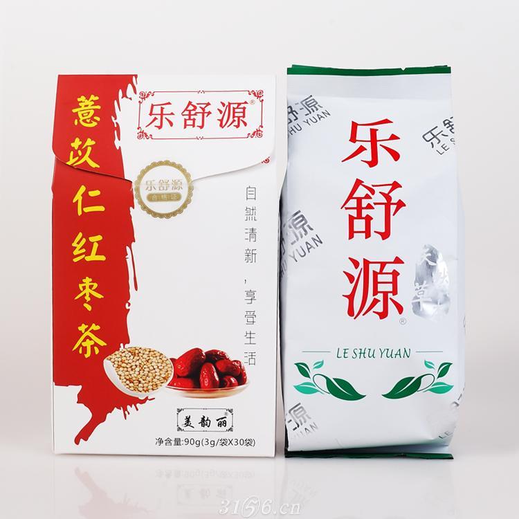 乐舒源薏苡仁红枣茶