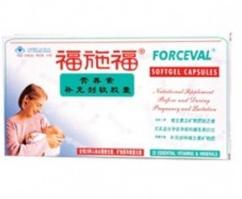 福施福小盒孕妇营养素软胶囊