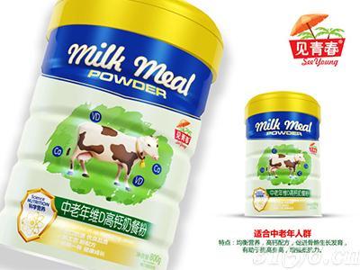 中老年維D高鈣 奶餐粉招商