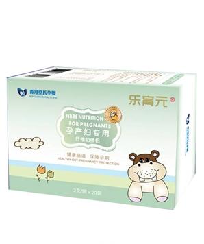 乐育元孕产妇专用纤维奶伴侣