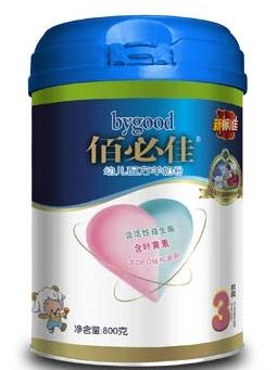 佰必佳幼儿配方羊奶粉3段普装