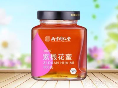 紫椴花蜜(中药饮片蜂蜜)