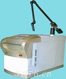 调Q双波长激光祛色素治疗仪