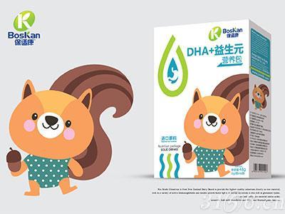 DHA+益生元