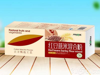 红豆薏米混合粉
