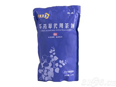 苓药草代用茶剂招商