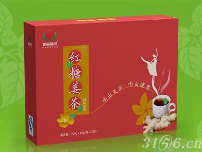 红糖姜茶招商