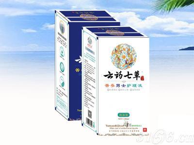 云药七草-苦参男士抗菌护理液