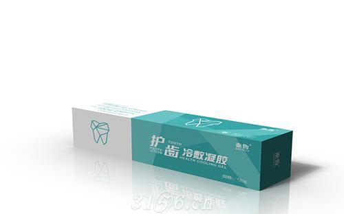 护齿冷敷凝胶(可代工)/牙膏代加工