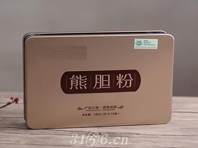 熊胆粉(冻干)日用小盒装