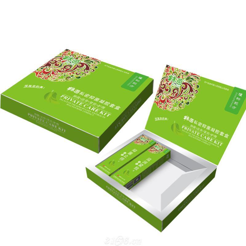 沐茵排毒抑菌私护妇科凝胶套盒