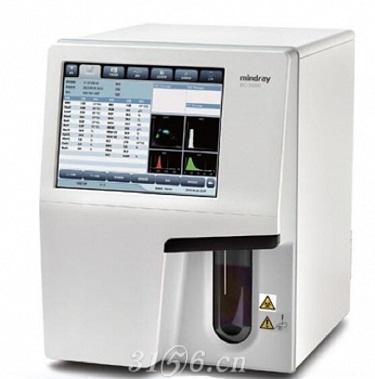 五分类血液细胞分析仪BC-5000