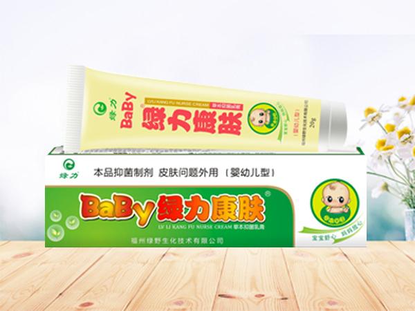 BABY绿力康肤乳膏