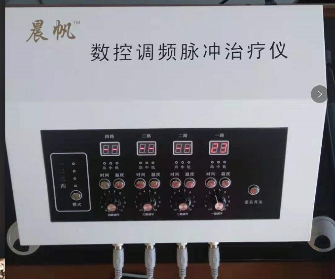 数控调频脉冲治疗仪